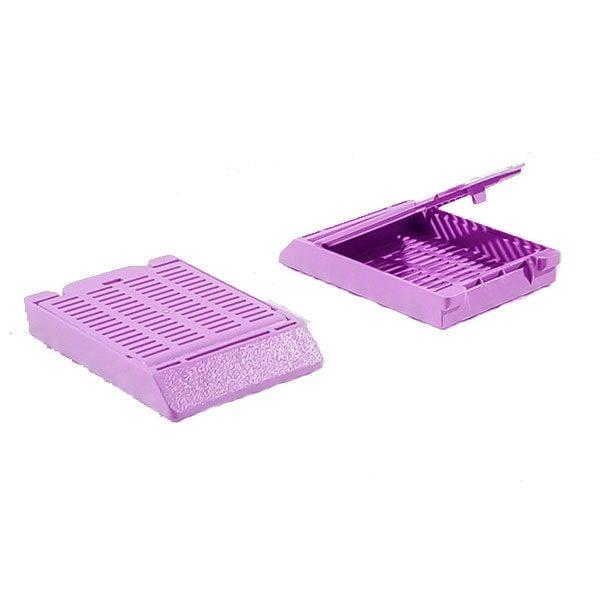 Cassette para inclusion Purpura