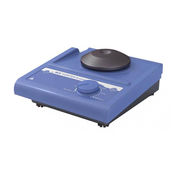 Agitador para Laboratorio Vortex 4 Basic con velocidad regulable 0-3000rpm