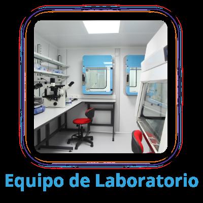 Equipo para laboratorio